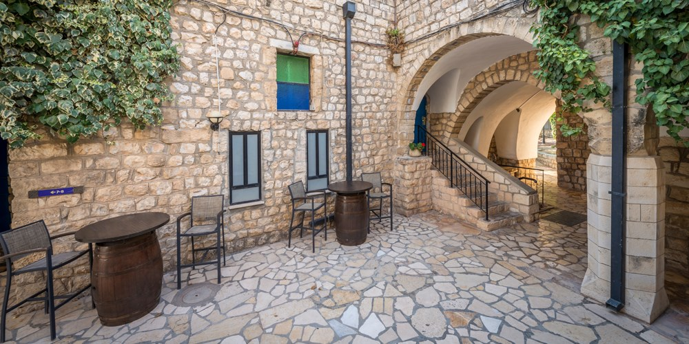 Ruth Rimonim Hotel Safed